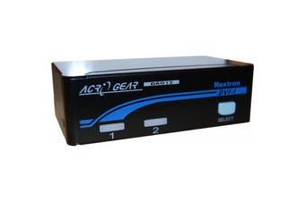Rextron DAG12 BK 1-2 Automatic DVI-I/ USB KVM Switch. Black. Share 1 USB Keyboard Mouse & DVI-I