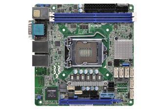ASRock Rack E3C236D2I Server Motherboard