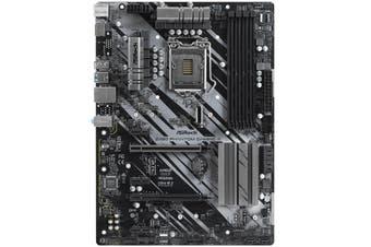 ASRock Z490 Phantom Gaming 4 ATX Motherboard