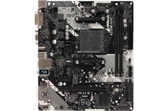 ASRock A320M-HDV R4.0 mATX motherboard For AMD Ryzen
