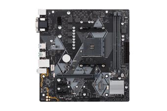 ASUS PRIME B450M-K mATX For AMD Ryzen Socket AM4