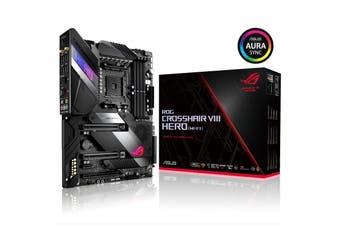 ASUS ROG CROSSHAIR VIII HERO (WI-FI) X570 ATX For AMD Ryzen 2nd/3rd Gen CPU