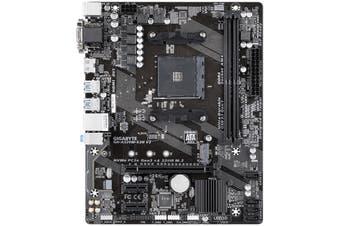 Gigabyte GA-A320M-S2H V2 mATX For AMD Ryzen 2nd/3rd Gen CPU