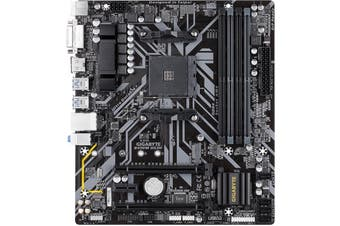 Gigabyte GA-B450M-DS3H mATX Motherboard