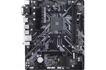 Gigabyte GA-B450M H mATX Motherboard