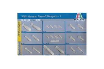 Italeri - 1/72 - German AirCraft Weapons