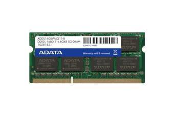 ADATA 4GB DDR3-1600 SODIMM
