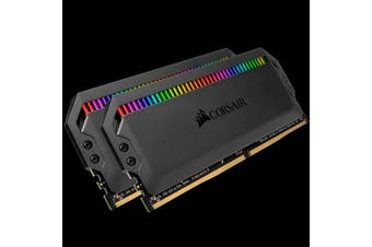 Corsair Dominator Platinum RGB 32GB DDR4 3200Mhz RAM 2X16GB DIMM