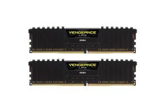 Corsair Vengeance LPX Black 32GB RAM 2 X 16GB