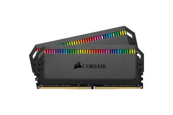 Corsair Dominator Platinum RGB 16GB DDR4 3600Mhz RAM 2X8GB DIMM