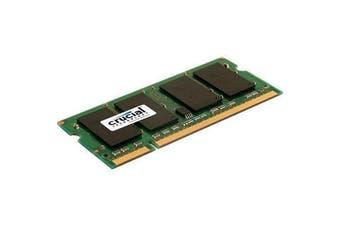 Crucial 2GB LAPTOP DDR2 800Mhz SODIMM 200pin Non ECC PC2-6400 Laptop / notebook RAM