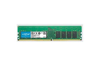 Crucial 16GB DDR4 2933 MT/s (PC4-23400) CL21 SR x4 ECC Registered DIMM 288pin