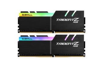 G.SKILL Trident Z RGB F4-3200C16D-16GTZR 16GB RAM (2 x 8GB) DDR4 3200Mhz CL16 1.35v Desktop Memory