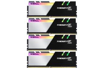G.SKILL Trident Z Neo RGB F4-3600C16Q-64GTZNC 64 GB RAM (4X 16GB) DDR4 3600MHz