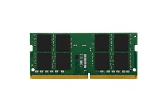 Kingston Memory 16GB RAM  - DDR4 -3200MHz - CL22 - 1.2v - SODIMM