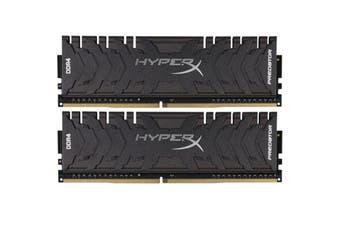 HyperX Predator 32GB RAM (2 x 16GB) 3200Mhz DDR4 CL16 1.35V