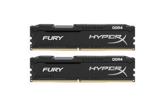 HyperX Fury 32GB RAM (2 x 16GB) DDR4-3200MHz