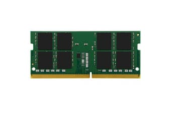 Kingston Laptop 16GB - DDR4 - 2666MHz-Non-ECC unbuffered - CL19 - 1.2v - SODIMM