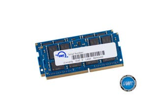 OWC 32GB memory for MAC (16GBX2) DDR4-2666MHz SO-DIMM Mac Mini Late 2018  iMac 27 Early 2019