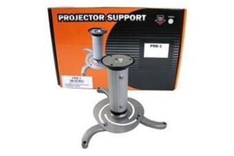 Brateck PRB-1 Projector Bracket Ceiling Mount. Pipe Length 150mm 360 deg Swivel