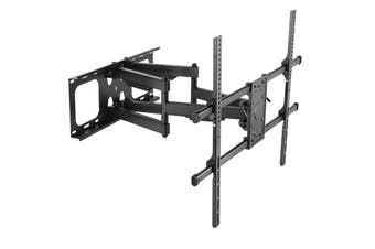 "Brateck Lumi LPA49-686 Full-motion TV Wall Mount   for 50-90"" Curved and Flat TVs. Max VESA 800x600."