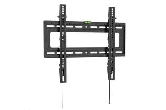 "Brateck Lumi LP46-44T 32-55"" Tilt Curved & Flat   Panel TV Wall Mount. Tilt 0  12 . Click-in spring"