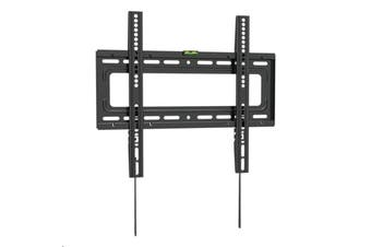 "Brateck LP46-44F 32-55"" Fixed Curved & Flat  TV Wall Mount. Click-in spring lock with easy release"