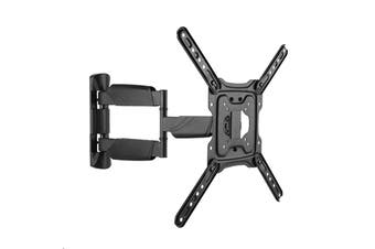 "Brateck LPA50-443 23-55"" Full Motion TV Wall Mount. Tilt +5  -15"
