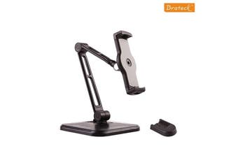 Brateck Lumi PAD28-01 2-IN-1 MULTI-PURPOSE TABLET HOLDER Phone/Tablet desktop stand. Ideal for