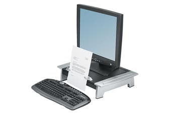 Fellowes Office Suite Monitor Riser Plus for Monitor or Laptop