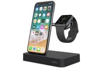 Belkin Valet Premium Charge Dock for Apple iPhone + Apple Watch