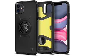 Spigen Gearlock iPhone 11 Bike Mount Protective Case - Black