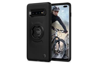 Spigen Gearlock Galaxy S10+ Bike Mount Protective Case - Black