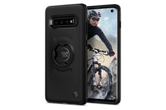 Spigen Gearlock Galaxy S10 Bike Mount Protective Case - Black