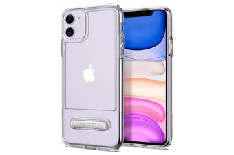 "Spigen iPhone 11 (6.1"") Slim Armor Essential S case- Crystal Clear"