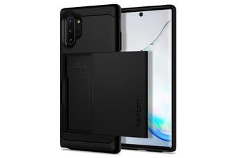 Spigen Galaxy Note 10+ Slim Armor CS Case Black