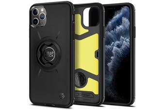 Spigen Gearlock iPhone 11 Pro Bike Mount Protective Case - Black