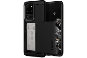 Spigen Galaxy S20 Ultra 5G (6.9'') Slim Armor CS Case Black