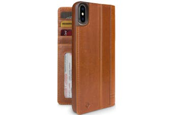 Twelve South TWELVESOUTH Journal for iPhone XR (Cognac)