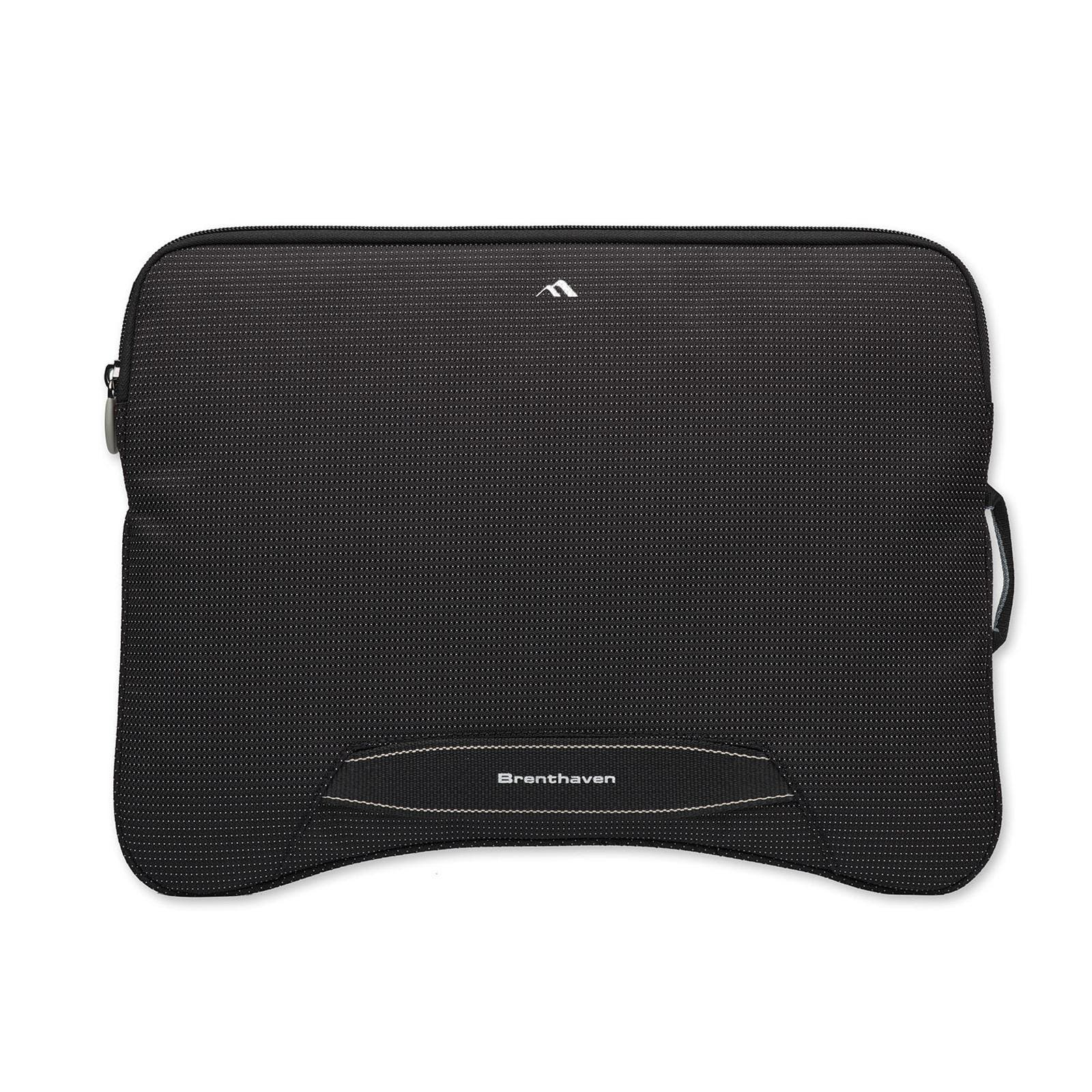 Brenthaven Tred Secure Grip Sleeve with Pouch for 11  Laptops - Black Highlights    * Brenthaven Tred Secure Grip Sleeve with Pouch for 11  Laptops – Black   * Weight: 1.0KGM      1 Year Manufacturer Warranty