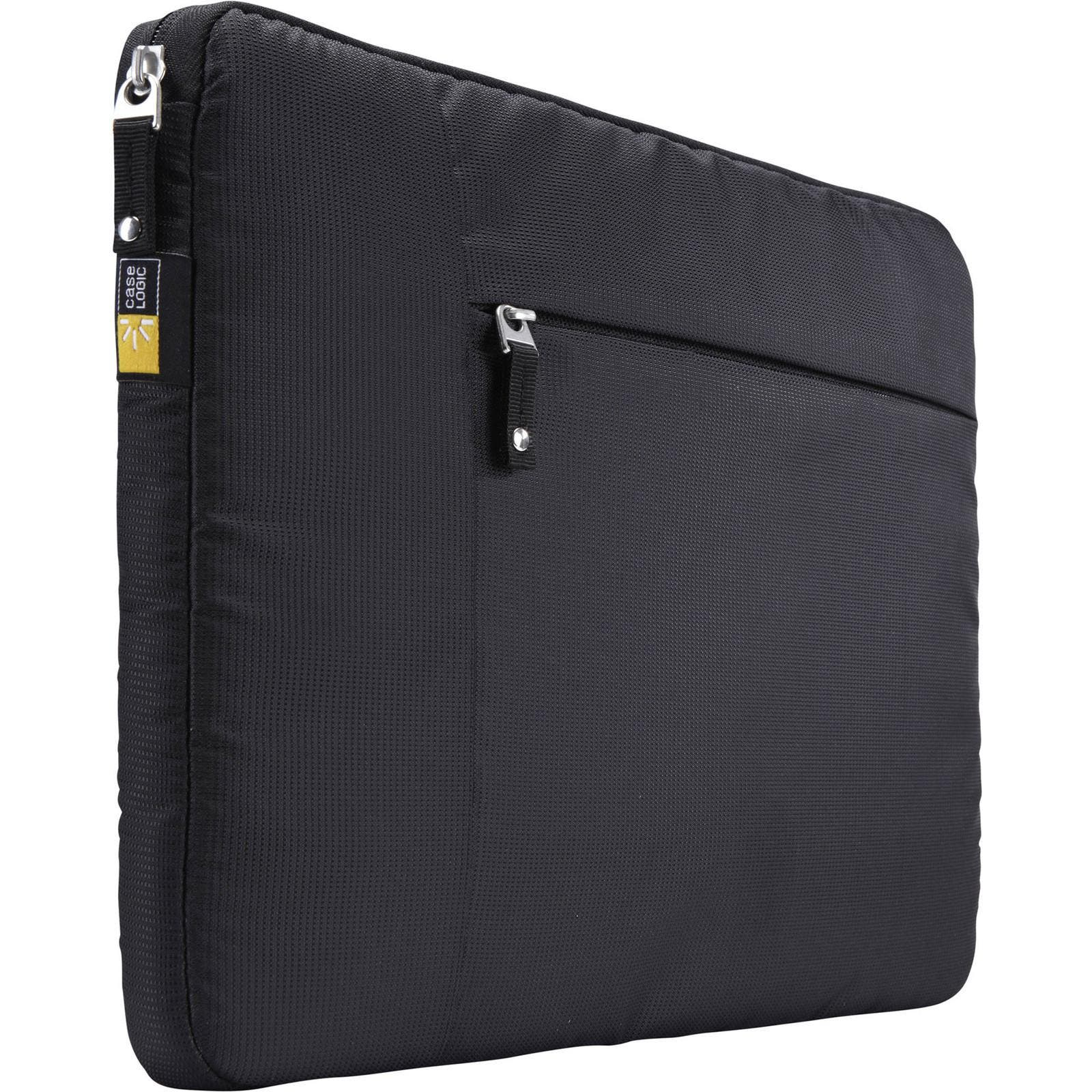 Case Logic Sleeve for 15  Laptops with 10.1  Tablet Pocket - Black Highlights    * Case Logic Sleeve for 15  Laptops with 10.1  Tablet Pocket – Black   * Dimensions: 31cm x 3cm x 41cm  * Weight: 0.3KGM      1 Year Manufacturer Warranty