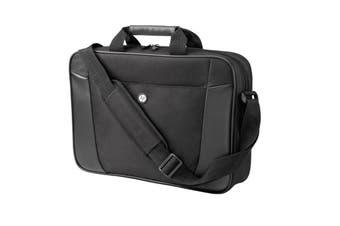 "HP Essential Shoulder  Bag Carry Case for 14.-15.6""  Laptop/Notebook -Black Suitable for Business"