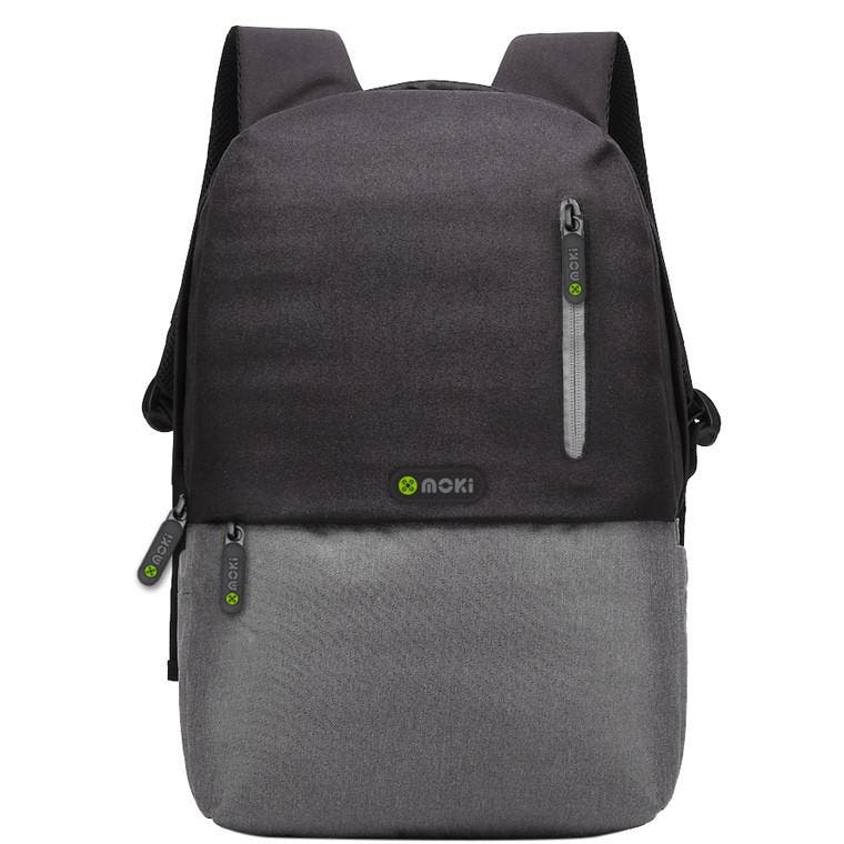 Moki Odyssey Backpack - Fits up to 15.6  Laptops Highlights    * Moki Odyssey Backpack – Fits up to 15.6  Laptops   * Dimensions: 10.2cm x 50cm x 31.3cm  * Weight: 0.6KGM      1 Year Manufacturer Warranty