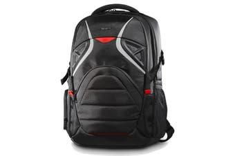 "Targus Strike Gaming Backpack For 17.3"" Laptop/Notebook - Black"