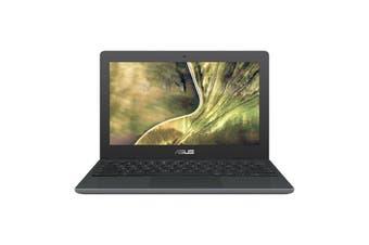 """ASUS C204MA-GJ0270 Rygged Chromebook 11.6"""" HD AG Intel Celeron N4020 4GB 32GB eMMC ChromeOS 1yr"""