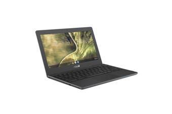 """ASUS Chromebook C204MA-BU0013 11.6"""" HD AG Touch Intel Celeron N4000 4GB 32GB eMMC ChromeOS 1yr"""