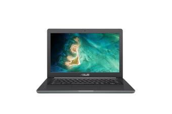 """ASUS Chromebook C403NA-FQ0060 Edu Laptop 14"""" HD Intel Celeron N3350 4GB 32GB eMMC ChromeOS 1yr"""