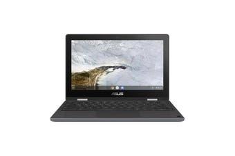 """ASUS Chromebook Flip C214MA-BW0066 11.6"""" HD AG Touch Intel Celeron N4000 4GB 32GB eMMC ChromeOS 1yr"""