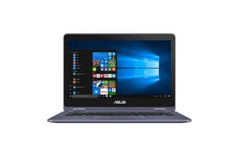 "ASUS Vivobook Flip 12 TP202NA-EH008TS 2in1 Laptop 11.6"" HD Touchscreen Intel Celeron N3350 4GB 64GB"