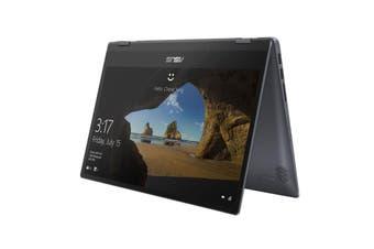 "ASUS VivoBook Flip 14 TP412UA-EC093T Laptop 14"" FHD Touchscreen Intel i3-7020U 8GB 128GB M.2 SSD"